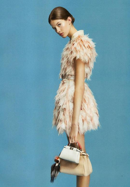 Fashion story pro světovou značku