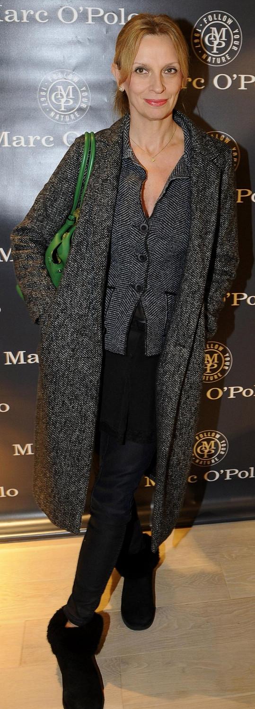 Ivana Chýlková na otevření obchodu s módou.