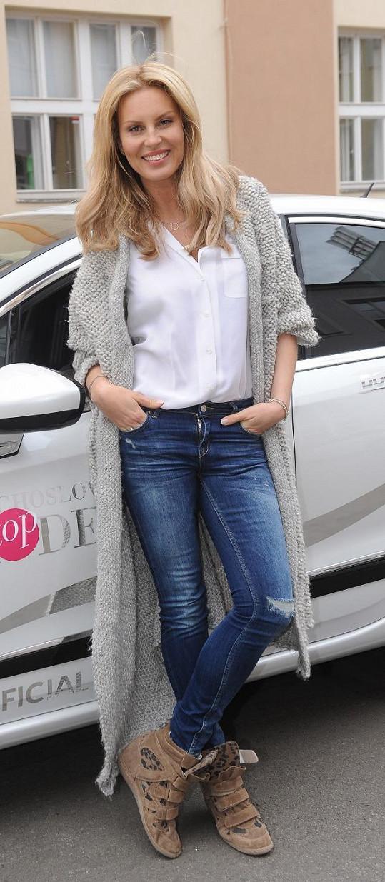 Krainová už připravuje další ročník soutěže začínajících modelek.