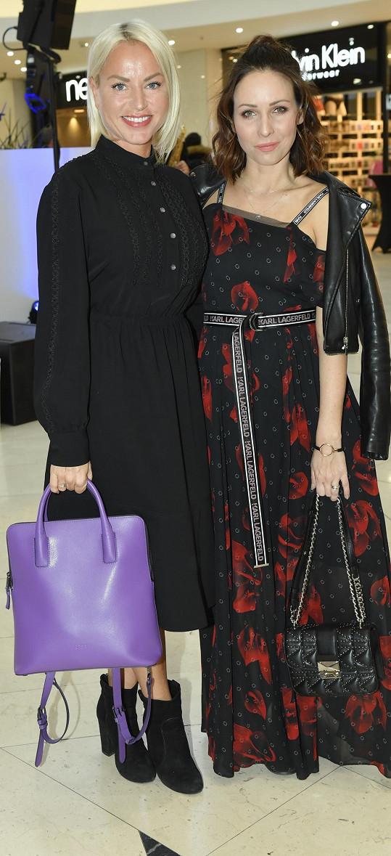 Veronika Arichteva dorazila na akci s Martinou Pártlovou
