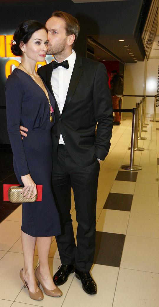 Jan Révai nejezdí na dovolenou pouze s partnerkou Zuzanou Šulajovou.