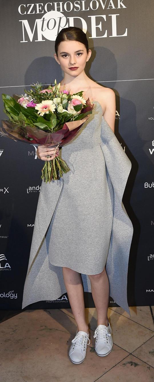 Třetí ročník modelingové soutěže Czechoslovak TopModel zná svou vítězku. Stala se jí patnáctiletá Tatiana Zvolská ze Škvorce u Prahy.