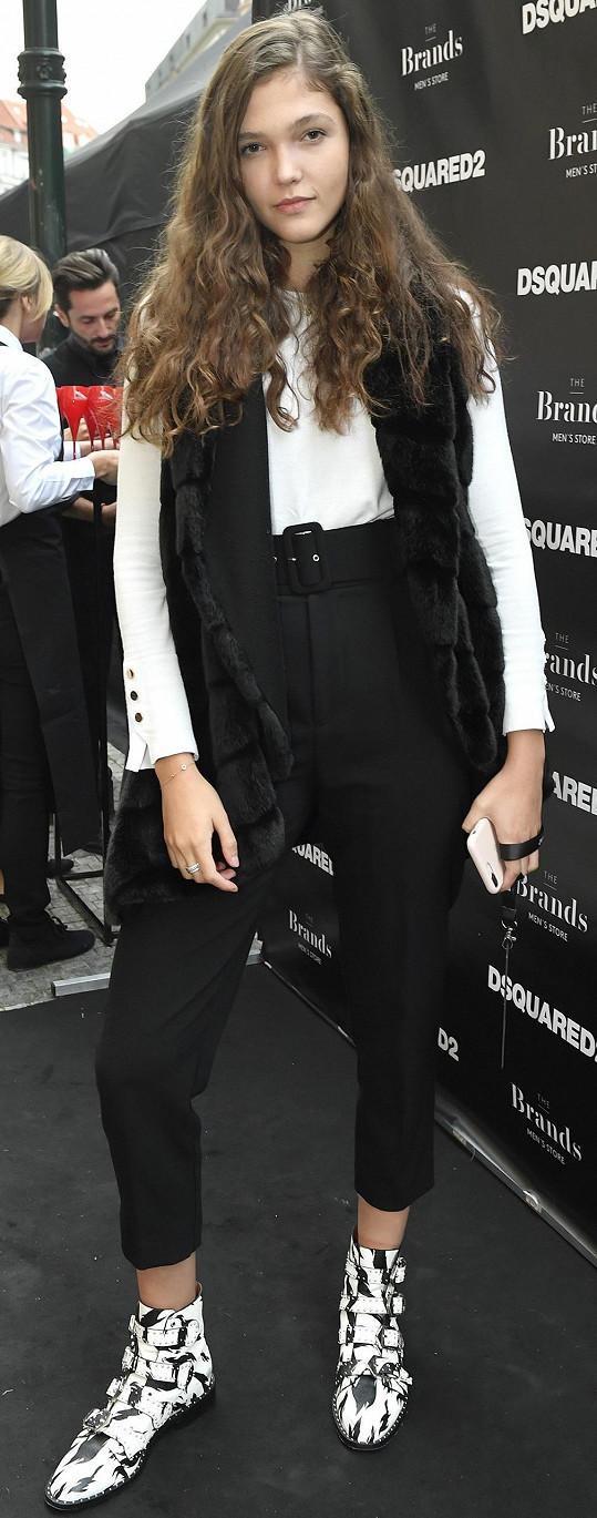 Jana Tvrdíková je hvězdou světového modelingu.