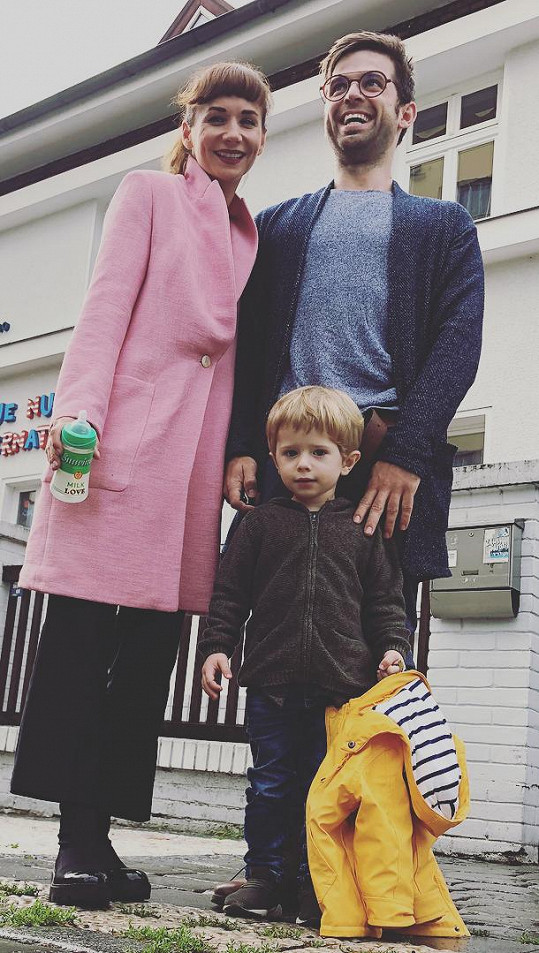 Sandra Nováková měla ze synova prvního dne ve školce obavy.