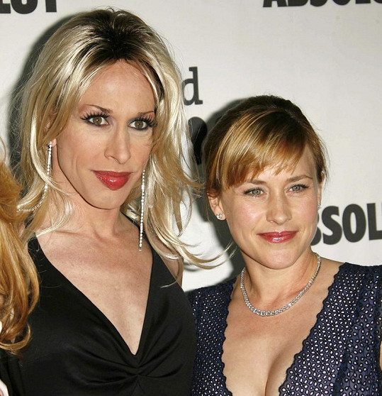 Patricia Arquette se sestrou Alexis, která se také věnovala herectví.