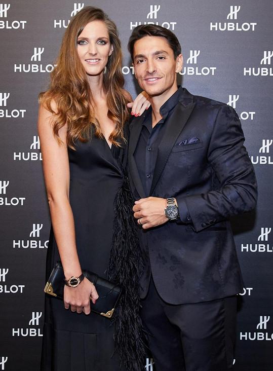 Štědrý večer určitě stráví s manželem Michalem. Ještě ale neví, u čích rodičů to bude.