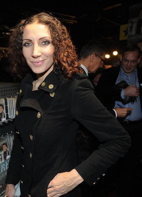Olga Lounová s Karlem Gottem točila duet.