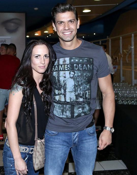 S bývalou přítelkyní Andreou