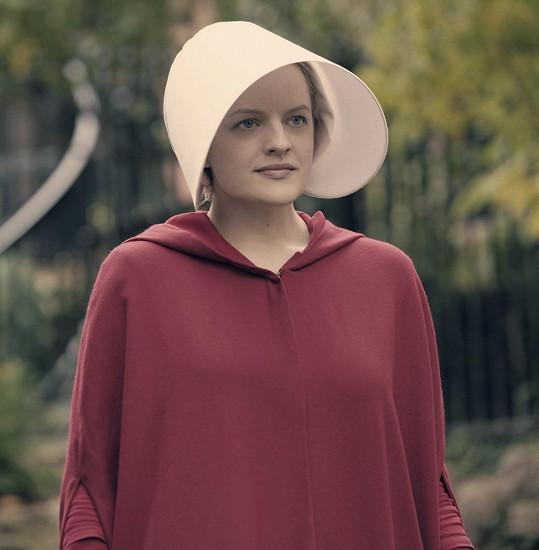 Elisabeth v seriálu Příběh služebnice