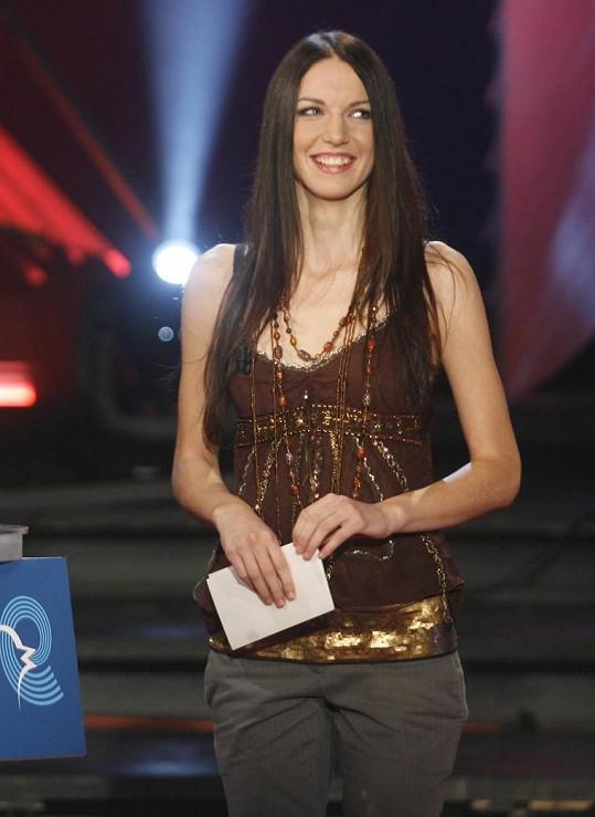 Zuzana Smatanová v roce 2006 vystoupila i na Českém slavíkovi. Její hvězda už zářila, ale měla ještě stoupat.