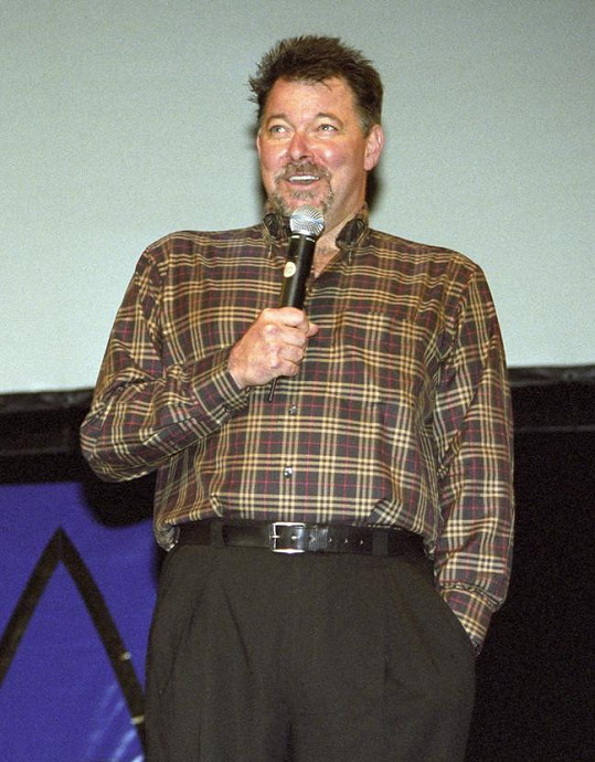 Jonathan Frakes v roce 2002