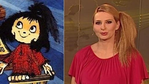 Malá čarodějnice a Ivana Gottová. Nejsou sestry?