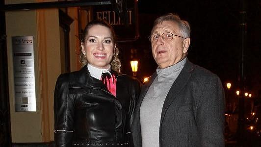 Olga Menzelová pořád miluje Jiřího Menzela.