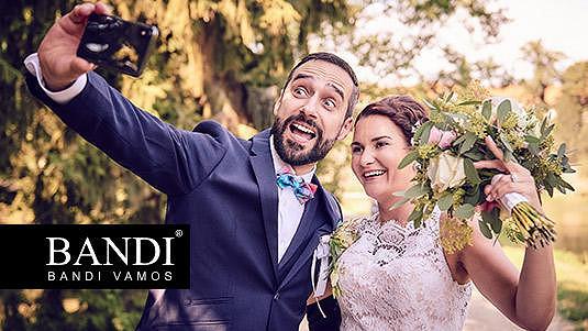 100.000 Kč za nejlepší svatební fotografii si loni odnesli manželé Beata a Dan