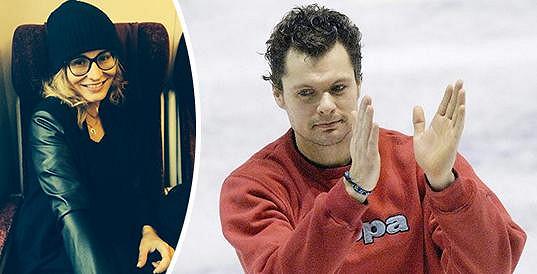 Monika Absolonová už několik měsíců loká nápoj lásky s hokejistou Tomášem Hornou.