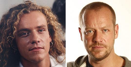 Filip Blažek v 90. letech a nyní