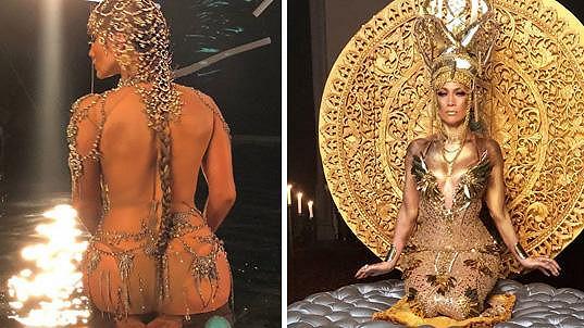 V novém klipu je Jennifer pěkně žhavá.