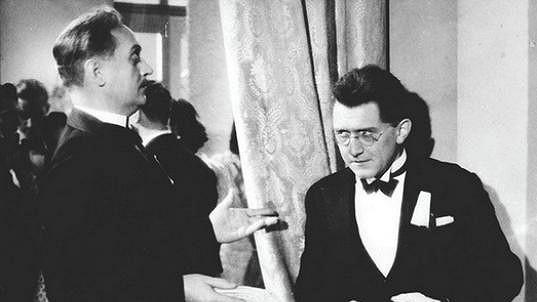 František Kreuzmann st. a František Filipovský
