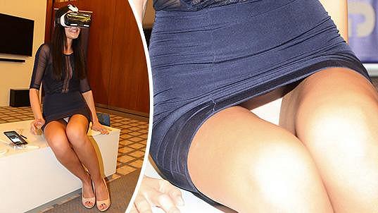Tereza Chlebovská ukázala, jaké nosí kalhotky.