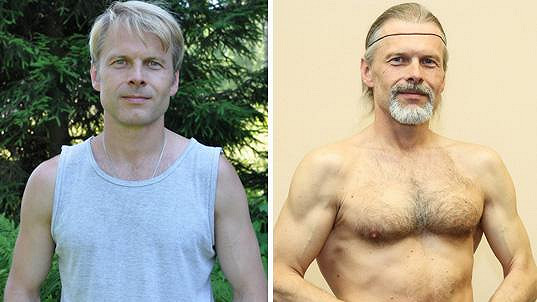 Takhle se Petr změnil za pět let.