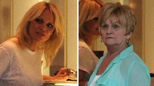 Pamela a Carol se nechaly vylepšit.