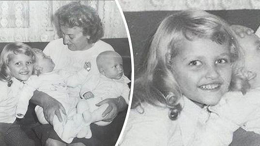 Modelka umístila na internet roztomilou fotku s babičkou.