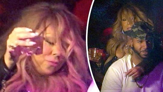 Nespletla si zpěvačka večírek s rozlučkou se svobodou?