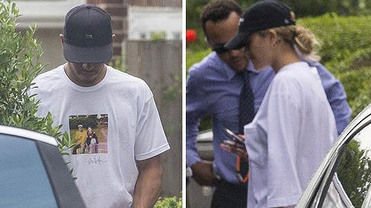 Lewis Hamilton a Rita Ora zřejmě nejsou jen přátelé...