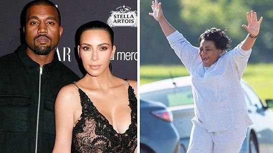 Kim udělala dobrý skutek.