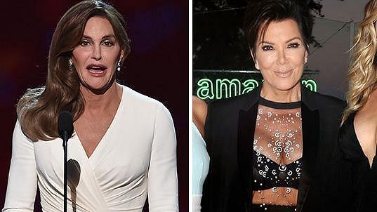 Caitlyn vs. Kris Jenner