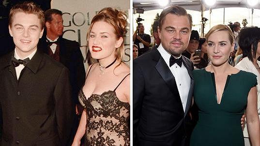 Takhle se změnily herecké ikony.