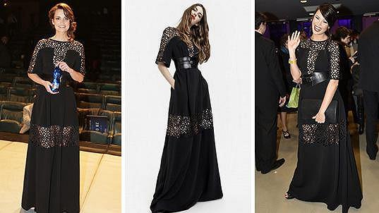 Tyhle šaty jsou, zdá se, velmi oblíbené.