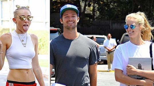 Patrick má za Miley náhradu...