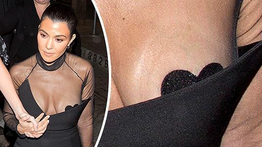 Kourtney Kardashian ví, jak nejlépe zaujmout...