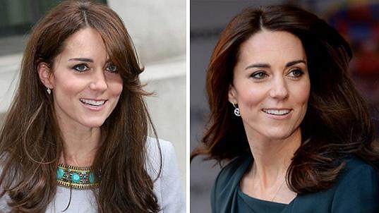 Kate zatoužila po změně.