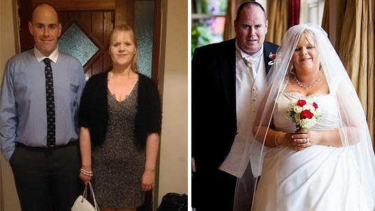 Manželé Hoyeovi jsou lehčí o 150 kil.