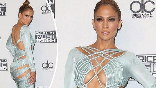 Jennifer Lopez byla opravdu sexy.