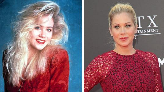 Christina Applegate po 28 letech