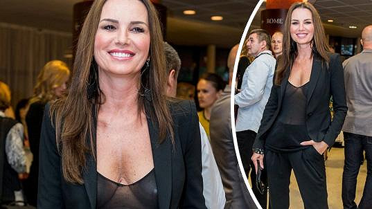 Silvia Lakatošová chce být sexy i po čtyřicítce.
