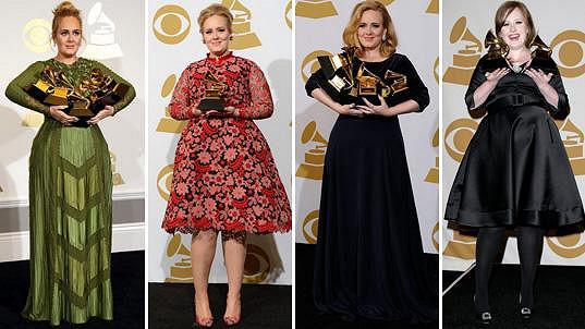 Adele během své cesty ke slávě