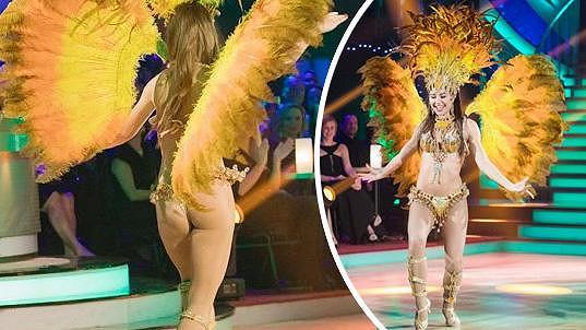 Honza Onder na akcích tančí společně s vítězkou osmé řady StarDance Veronikou Lálovou.