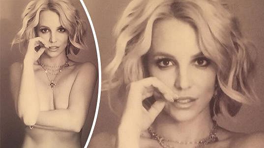 Britney Spears to sluší.