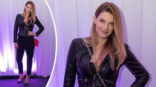 Misska Miroslava Luberdová byla ještě před dvěma měsíci v porodnici.