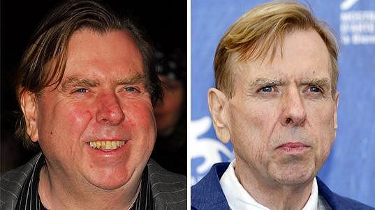 Známý herec výrazně zhubl.