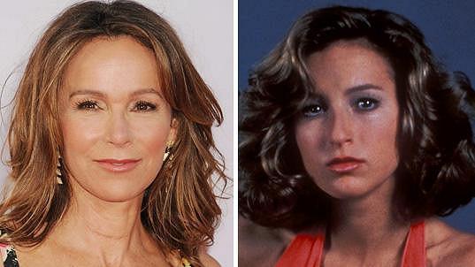 Jennifer Grey po 28 letech