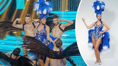 Adéla Gondíková jako Kylie Minogue