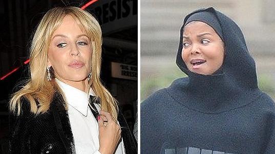 Pokud by Kylie chtěla následovat kolegyni Janet Jackson, má ještě na miminko dva roky...