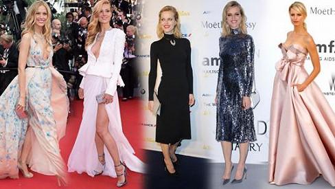 Nejkrásnější Češky si daly dostaveníčko v Cannes.