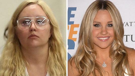 Takhle nehezky se Amanda proměnila...