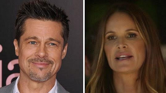 Brad Pitt a jeho údajná nová láska